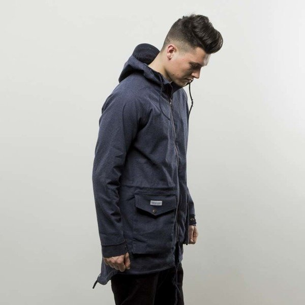 Turbokolor Jacket Parka navy