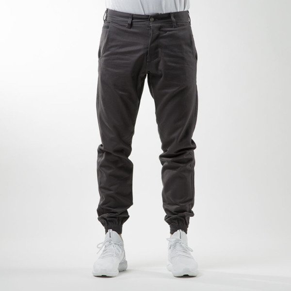 Turbokolor pants Trainer Chinos graphite