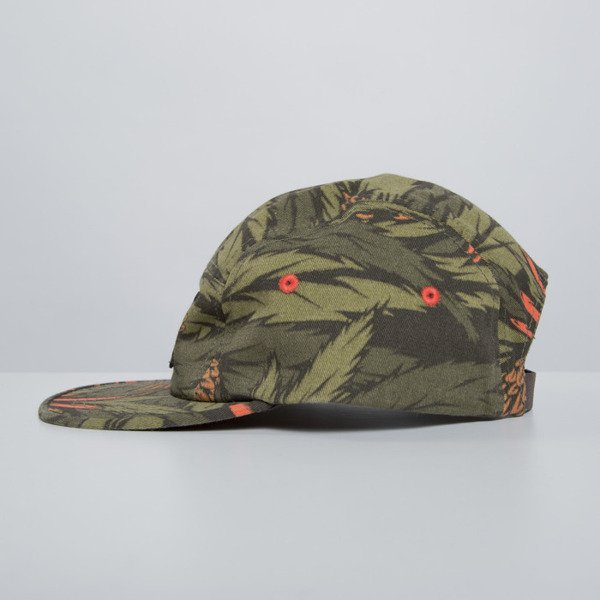 Turbokolor starpback Five Panel Cap Logo cone print