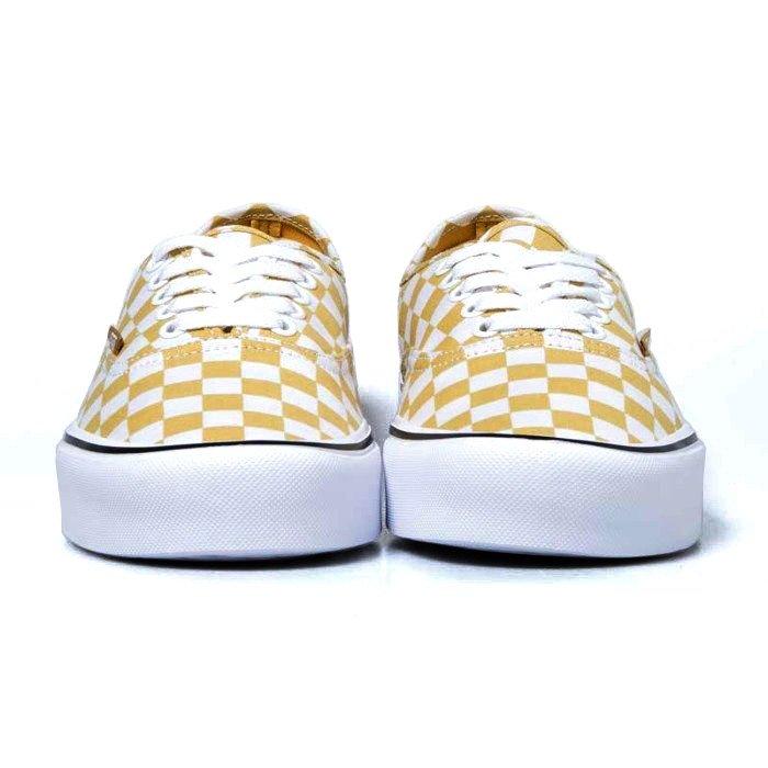 bb0e43681d ... Vans Authentic Lite Canvas ochre   true white VN0A2Z5JQAK ...