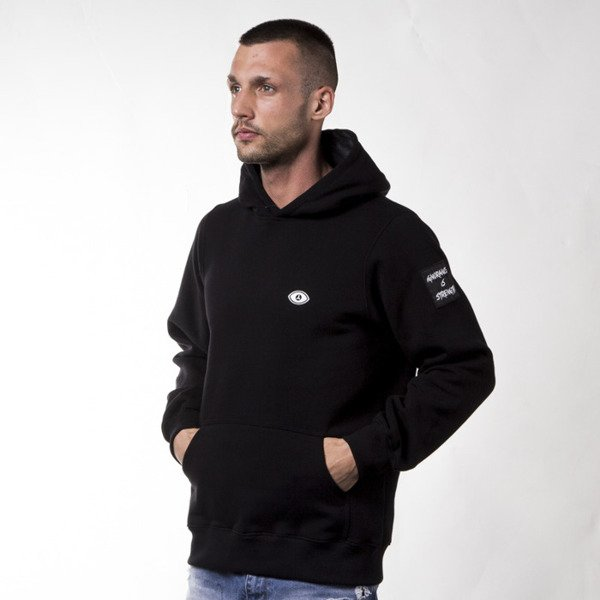 We Peace It Hoodie Fear black
