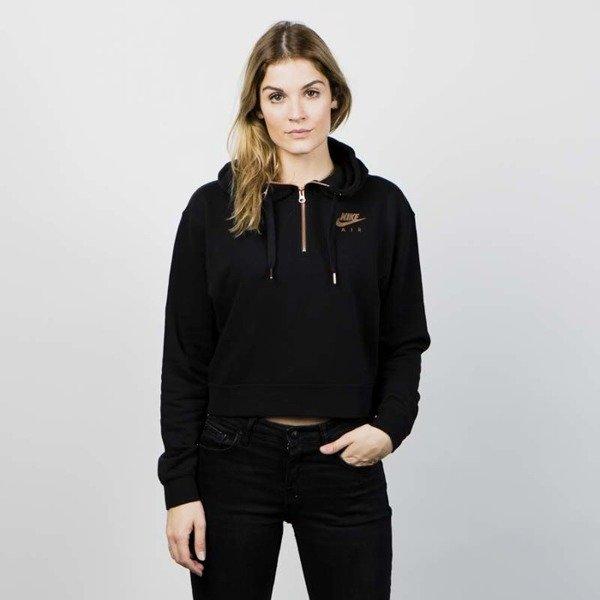 732ccde821f8 Women Sweatshirt Hoodie Nike Womens Femme black (AV4915-011 ...