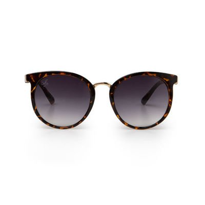 Jeepers Peepers Sunglasses Round Tort (JP18132)