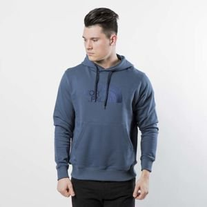 Bluza The North Face LT Drew Peak PO Hoodie blue wing teal T0A0TEN4L