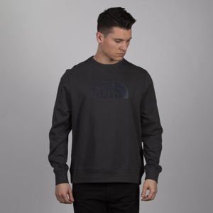 Bluza The North Face M Drew Peak Crew LHT asphalt grey