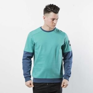 Bluza The North Face M Fine Crewneck Sweatshirt porcelain green / blue wing teal T93BNY2RW