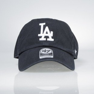 '47 Brand czapka strapback Los Angeles Dodgers black