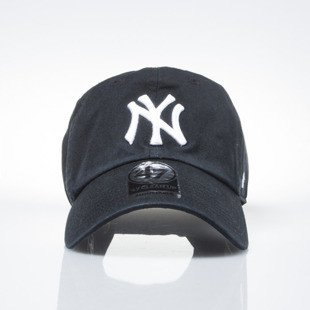 '47 Brand czapka strapback cap New York Yankees black