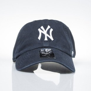 '47 Brand czapka strapback cap New York Yankees navy
