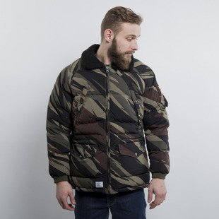 Addict kurtka zimowa Aircrew Jacket bush forest camo