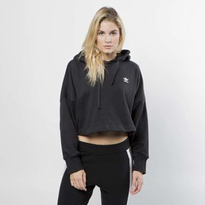 Adidas Originals Damska Bluza SC Cropped Hood black