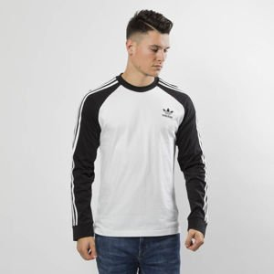 Adidas Originals Longsleeve 3-Stripes LS T black