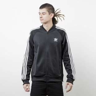 Adidas Originals bluza Superstar Track Jacket black BK3612