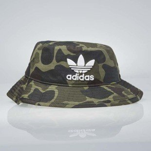Adidas Originals kapelusz Bucket Hat Camo multicolor BK7618 CHILD