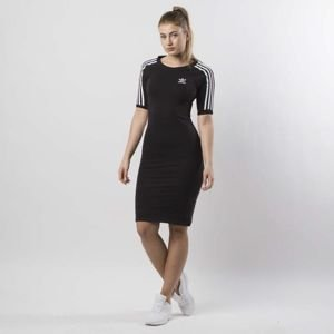 Adidas Originals sukienka 3 Stripes Dress black CY4748