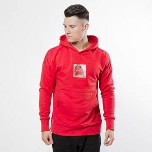Admirable Bluza Hoodie Rihanna red