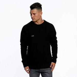 Admirable bluza Snake Crewneck black
