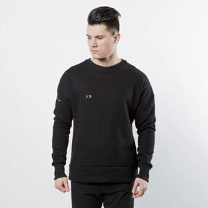 Admirable bluza Tiger Crewneck black