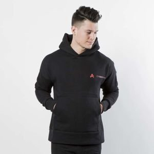 Admirable bluza hoodie Cyberpunks black