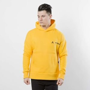 Admirable bluza hoodie Cyberpunks yellow