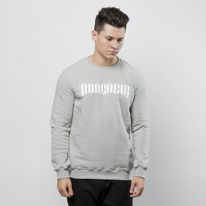 BOR bluza New BORCREW Crewneck grey