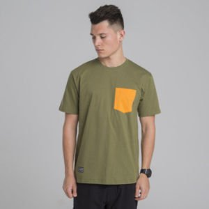 Backyard Cartel koszulka t-shirt Court khaki