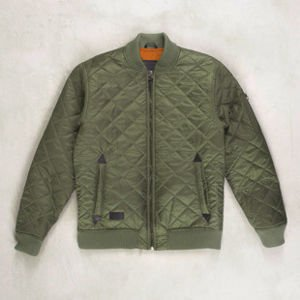 Backyard Cartel kurtka Bomber khaki