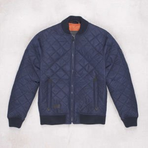 Backyard Cartel kurtka Bomber navy