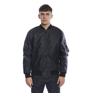 Backyard Cartel kurtka Troop Jacket waxed black SS2017