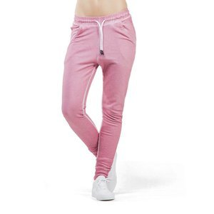 Backyard Cartel spodnie dresowe Back 2 Back Sweatpants Womans washed pink QUICKSTRIKE