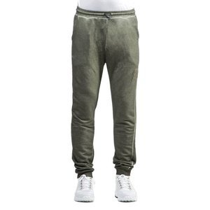 Backyard Cartel spodnie dresowe Back 2 Back Sweatpants washed khaki QUICKSTRIKE