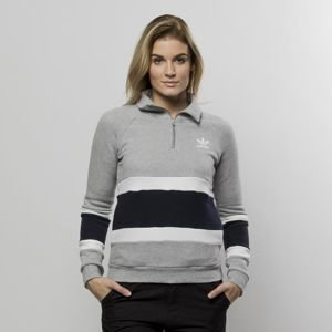 Bluza Adidas Originals Half-Zip Sweather medium grey heather BS4302