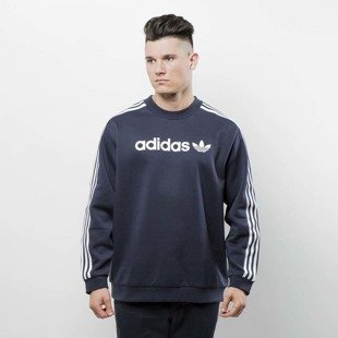 Bluza Adidas Originals Linear Crewneck navy (BR4222)