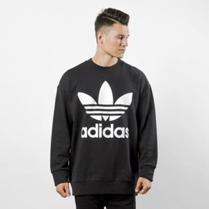 Bluza Adidas Originals Tref Over Crew black