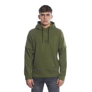 Bluza Backyard Cartel Direction Hoody khaki SS2017