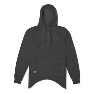 Bluza Backyard Cartel Hoody Wings washed black