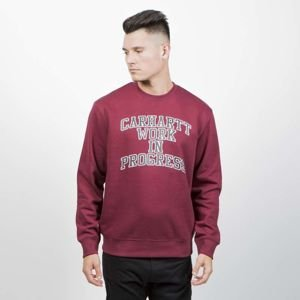Bluza Carhartt WIP Division Sweat mulberry