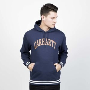 Bluza Carhartt WIP Hooded Knowledge Sweat blue