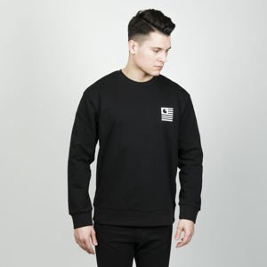 Bluza Carhartt WIP State Patch Sweat black