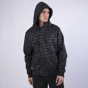 Bluza Cayler & Sons Black Label CSBL All Area Hoody black/reflective