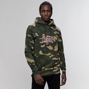 Bluza Cayler & Sons Black Label Worldwide Classic Hoody woodland camo