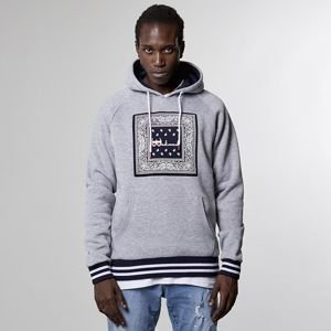 Bluza Cayler & Sons White Label Westcoast Hoody grey heather