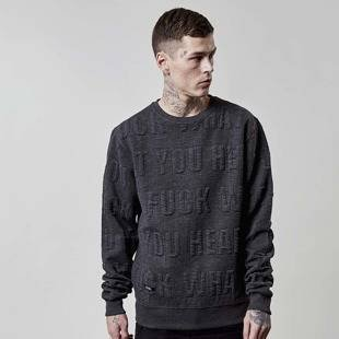 Bluza Cayler & Sons You Heard Crewneck grey CSBL-SS17-AP-22