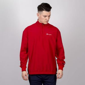 Bluza Champion Reverse Weave Track Top Half Zip red