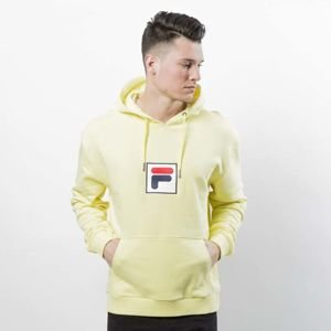 Bluza Fila Shawn Hooded Sweat Man canary yellow