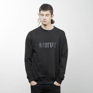 Bluza Intruz Logo Crewneck black