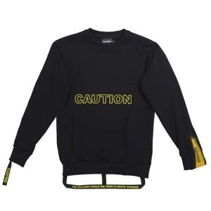 Bluza Majors Caution SD black