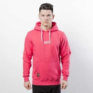 Bluza Mass Denim Signature SL Embroidered Sweatshirt Hoody pink LIMITED EDITION