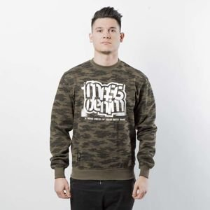 Bluza Mass Denim Sweatshirt Crewneck Assassin khaki