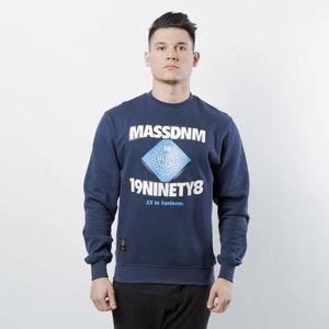 Bluza Mass Denim Sweatshirt Crewneck Creator navy